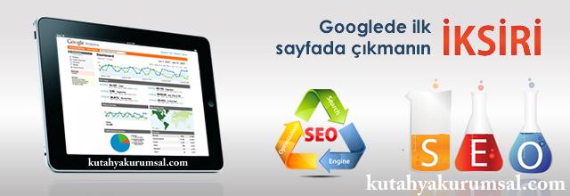 Her Firmanın Rüyası: Google'da İlk Sayfa!