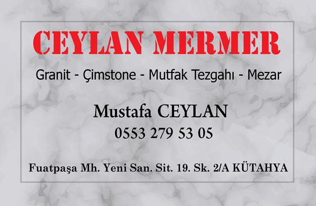 Ceylan Mermer