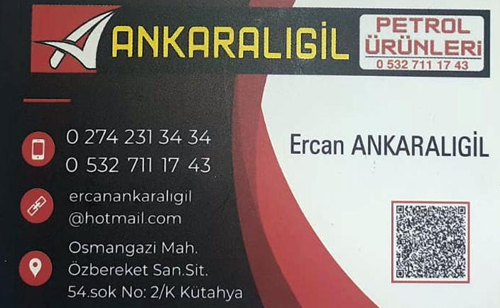 Ankaralıgil Petrol Ürünleri